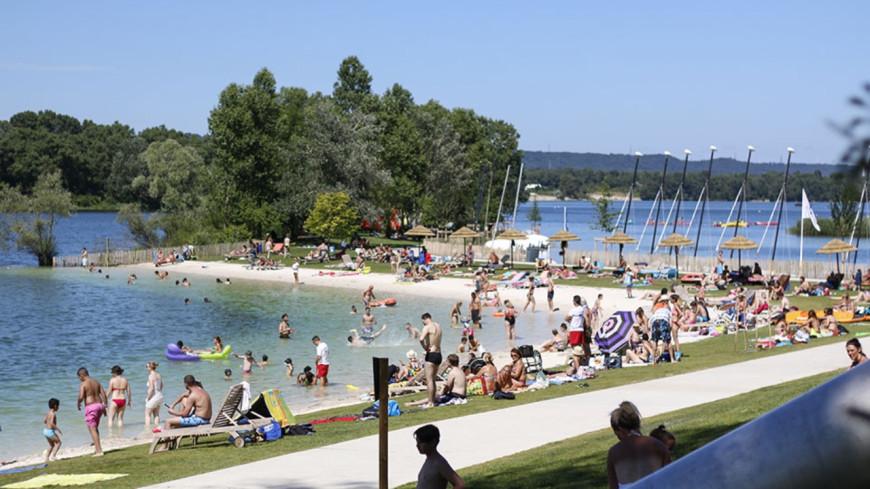 Où se baigner autour de Lyon cet été ?