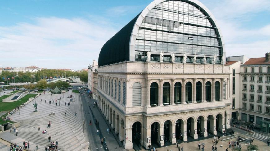 L'Opéra de Lyon vous accueillera de nouveau dès le 1er juillet
