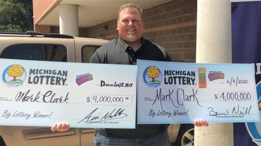 Cet homme gagne 4 millions, pour la deuxième fois avec un ticket à gratter !