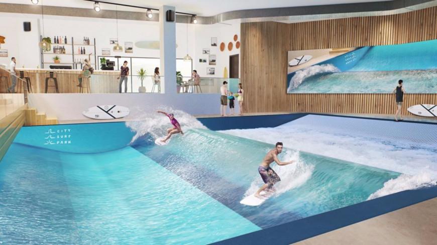 Lyon : City Surf Park, les pré-ventes sont disponibles !