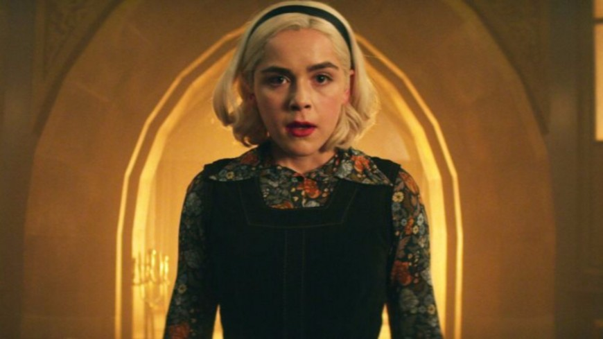 """Netflix annule """"Les Nouvelles Aventures de Sabrina"""""""