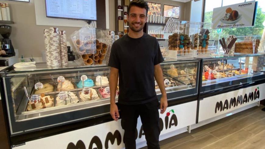 Lyon : un joueur de l'OL lance son propre magasin de glaces !