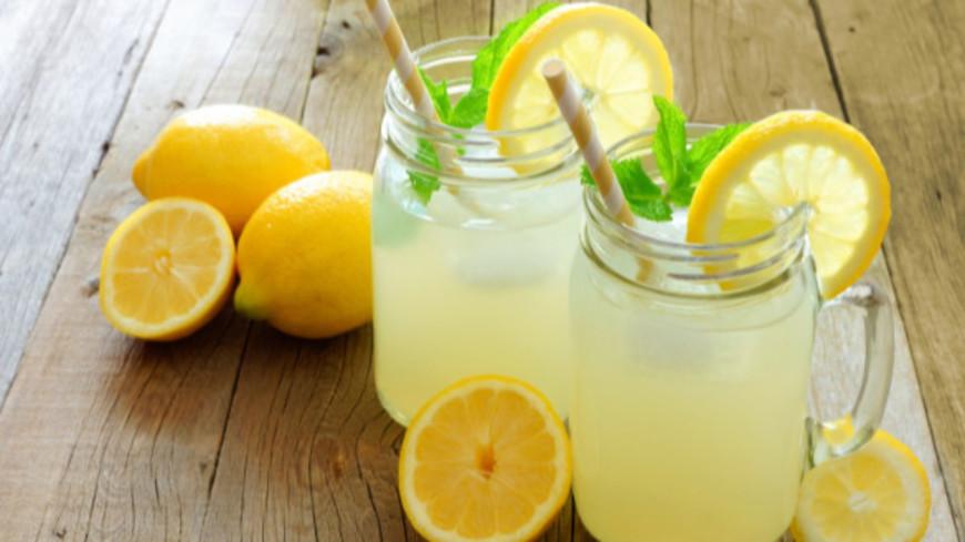 Recette de la citronnade maison