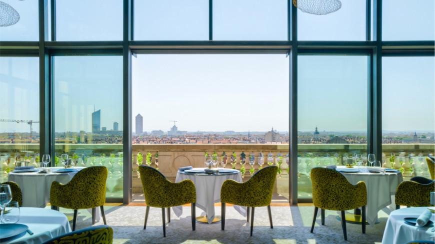 Lyon : découvrez la nouvelle terrasse vitrée de la Villa Florentine !