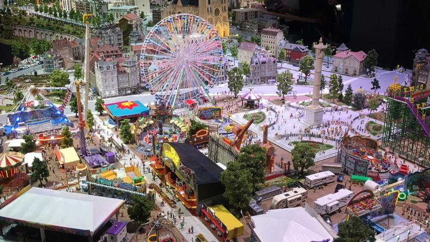 Réouverture de Mini World Lyon début octobre !