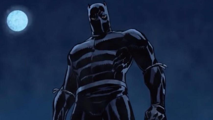 """La totalité des comics """"Black Panther"""" disponible en ligne gratuitement"""