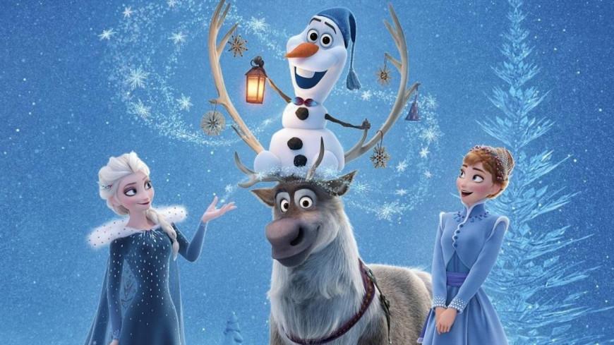 """Olaf de la """"Reine des Neiges"""" aura le droit à un court-métrage"""