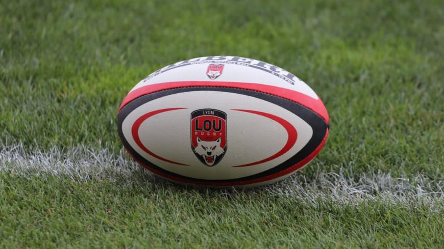 Top 14 : deuxième défaite pour le LOU Rugby