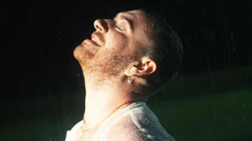 """Sam Smith dévoile sa ballade entraînante """"Diamonds"""" (vidéo)"""