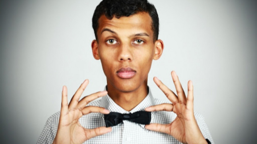 Stromae sort une nouvelle collection de vêtements