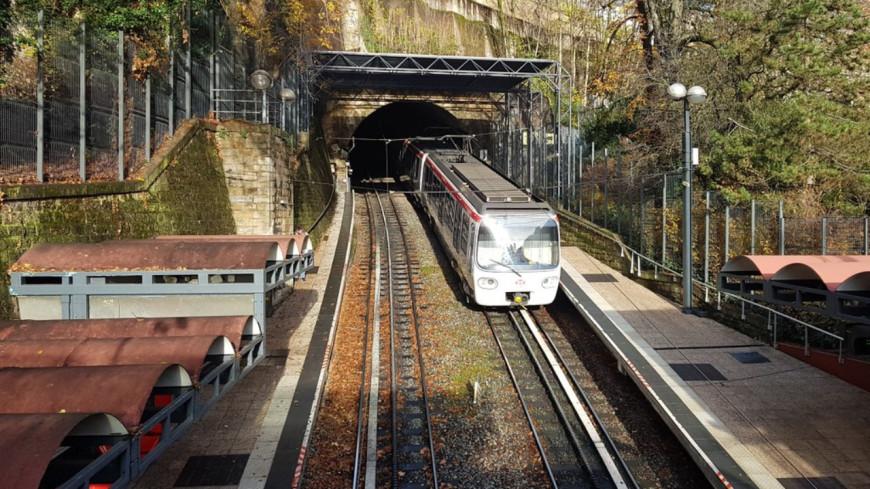 Lyon : la ligne C du métro voit sa fréquence allégée à partir de ce mercredi
