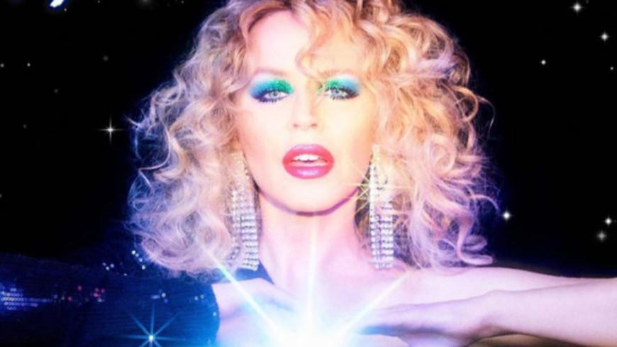 Kylie Minogue dévoile la tracklist de son nouvel album