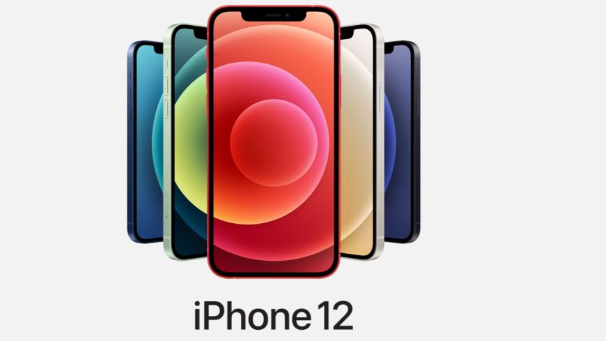 Les quatre modèles d'iPhone 12 dévoilés par Apple