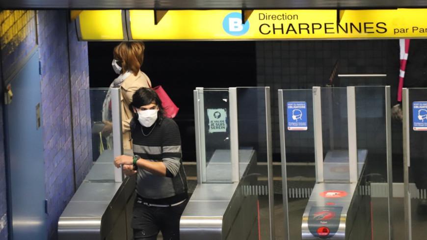 Couvre-feu à Lyon : moins de métros, de trams et de bus le soir à partir de samedi