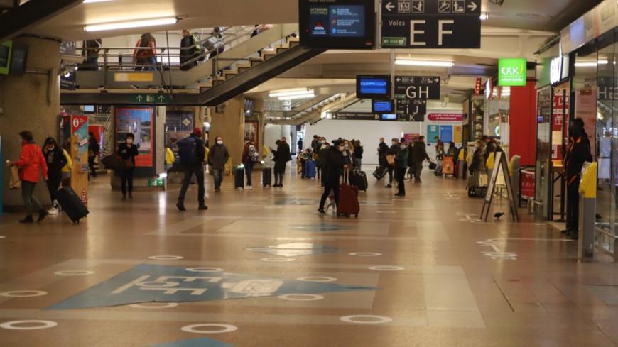 Lyon : la gare de la Part-Dieu évacuée après une alerte à la bombe