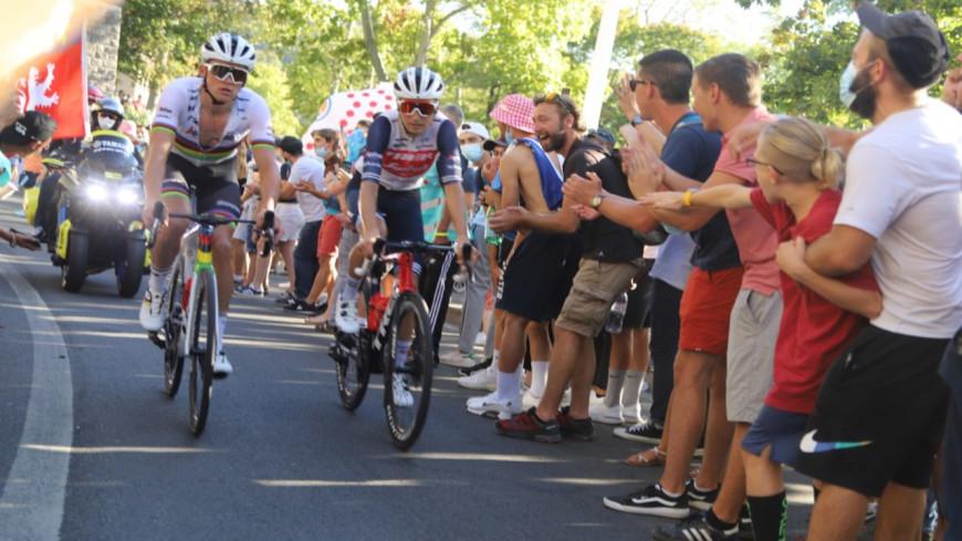 Le Tour de France 2021 ne passera ni par Lyon ni par le Rhône
