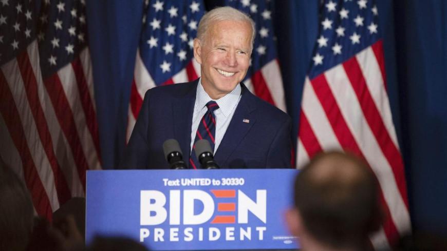 Joe Biden élu 46ème président des États-Unis
