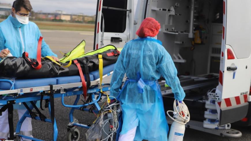 Covid-19 : 200 patients bientôt transferés d'Auvergne-Rhône-Alpes ?