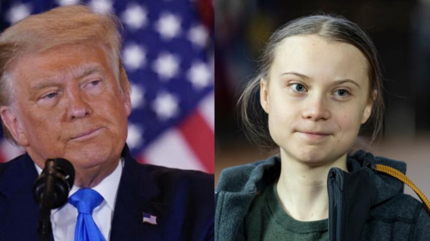 Le tacle de Greta Thunberg à Donald Trump !