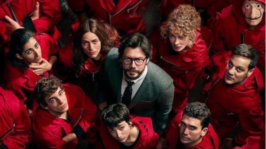 """Découvrez les nouveaux acteurs de """"La Casa de Papel"""" ! (photos)"""