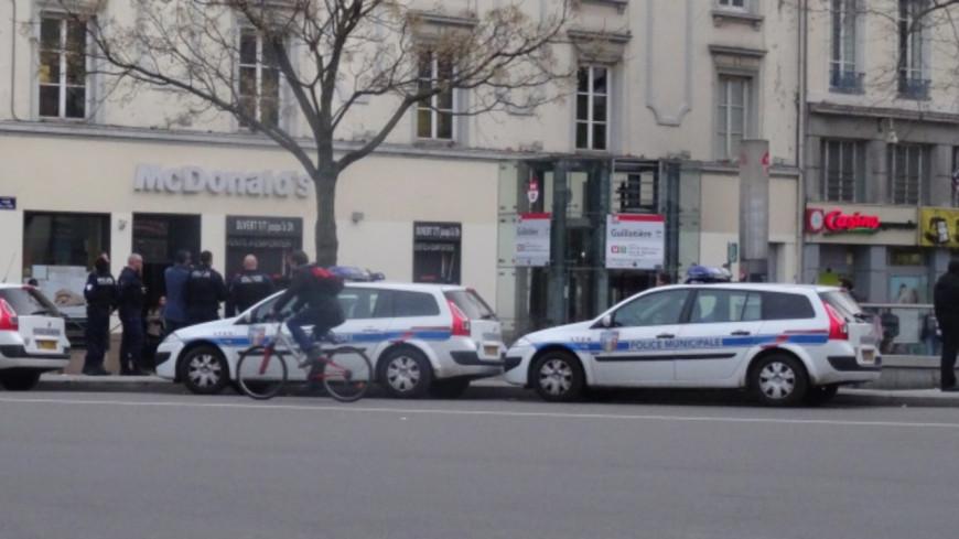 Lyon : une nouvelle opération de police à la Guillotière