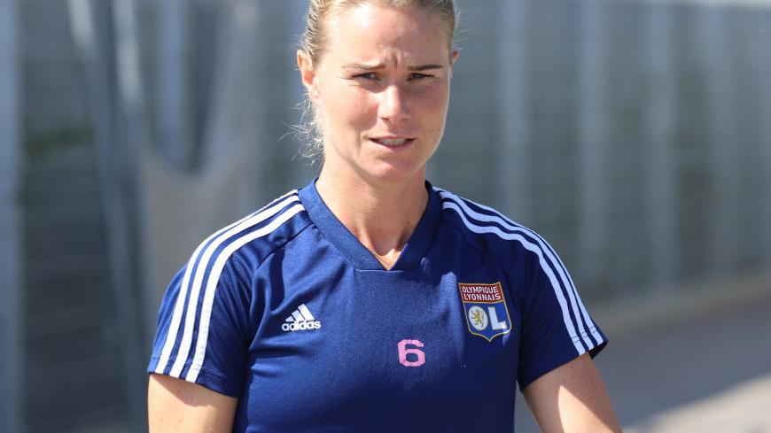 Six joueuses de l'OL, dont Amandine Henry, appelées chez les Bleues par Corinne Diacre