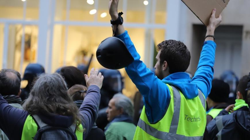 Lyon : les Gilets Jaunes défilent ce samedi pour leur deuxième anniversaire