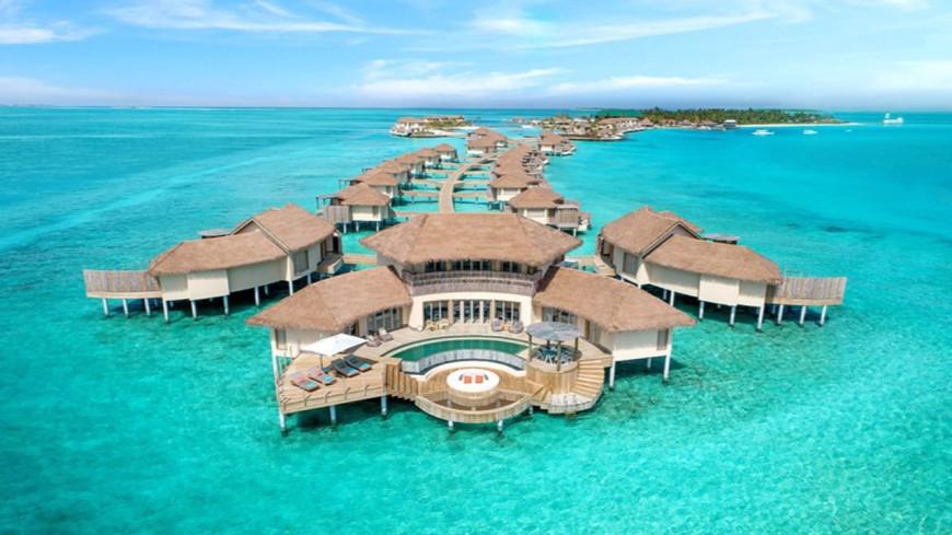Vivez dans un complexe hôtelier aux Maldives pour 68€ par jour