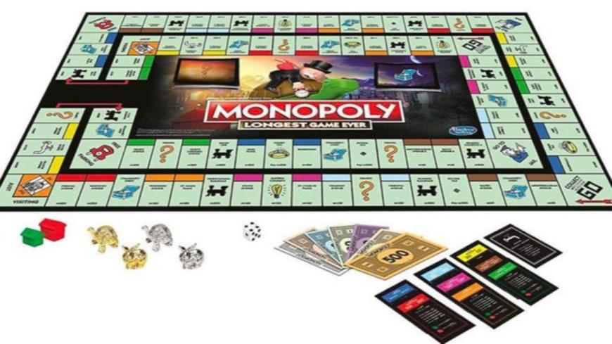 Découvrez le Monopoly avec un double plateau, pour des parties illimitées