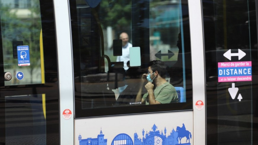 Une panne électrique sur la ligne T1 du tram ce mardi matin