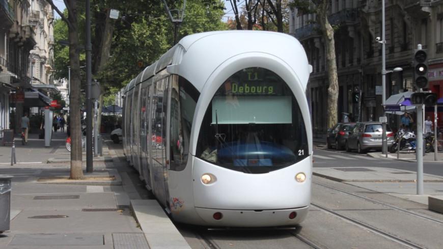 Lyon : des perturbations à venir sur les tramways T1, T3 et T4