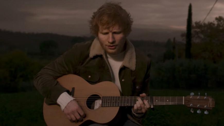 Ed Sheeran partage une magnifique ballade ! (vidéo)