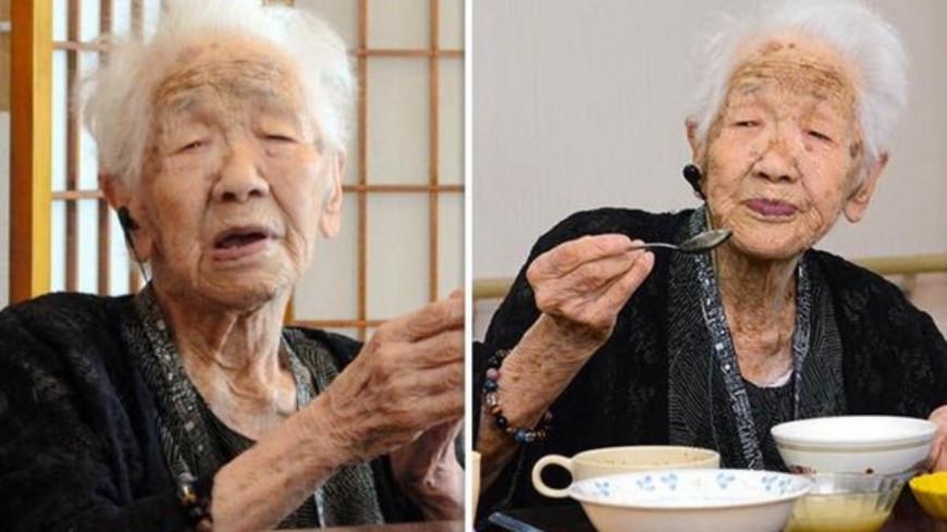 La doyenne de l'humanité a fêté ses 118 ans