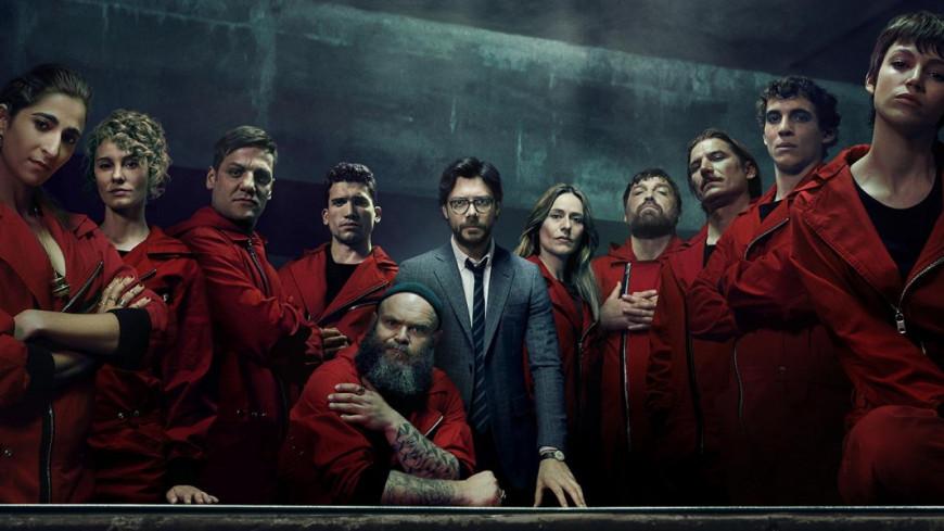 La Casa de Papel : le tournage de la saison 5 presque terminé ?