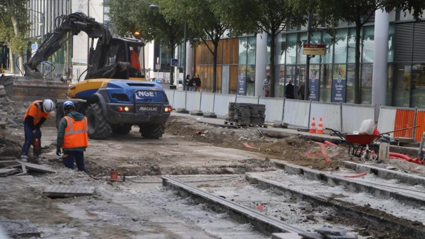 Les habitants du 2e arrondissement sont majoritairement opposés à la piétonnisation du Cours Charlemagne