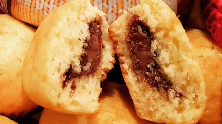 La recette des muffins pour le goûter !