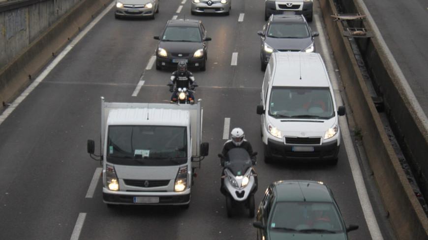 Lyon est la 7e ville la plus embouteillée de France !