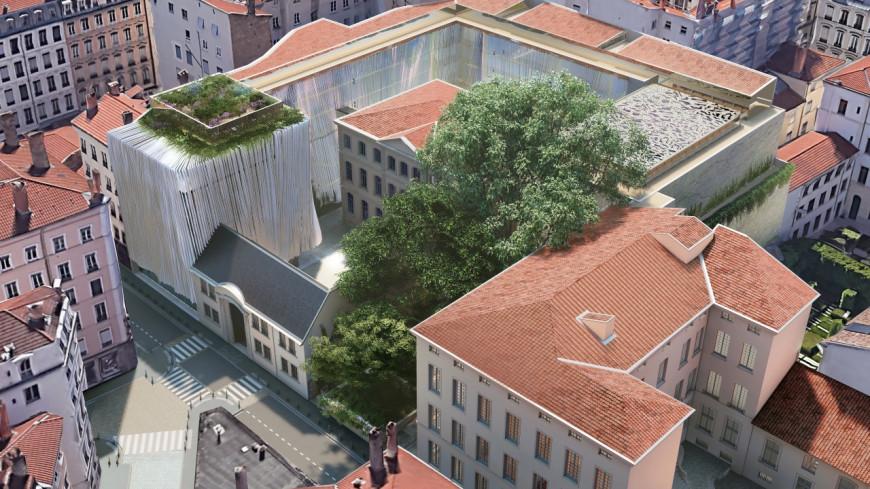 Le Musée des Tissus de Lyon va être rénové