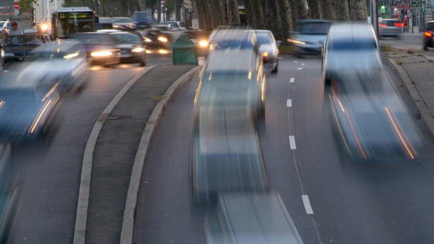 Rhône : la circulation inter-files des motards ne sera plus possible dès le 1er février