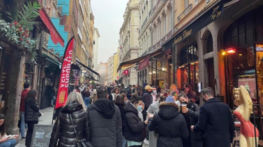 La consommation d'alcool sera interdite samedi dans le centre-ville de Lyon