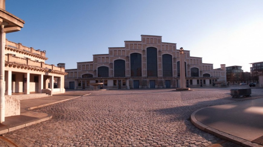 La Halle Tony Garnier dans le top des 15 salles de spectacles les plus mythiques au monde !