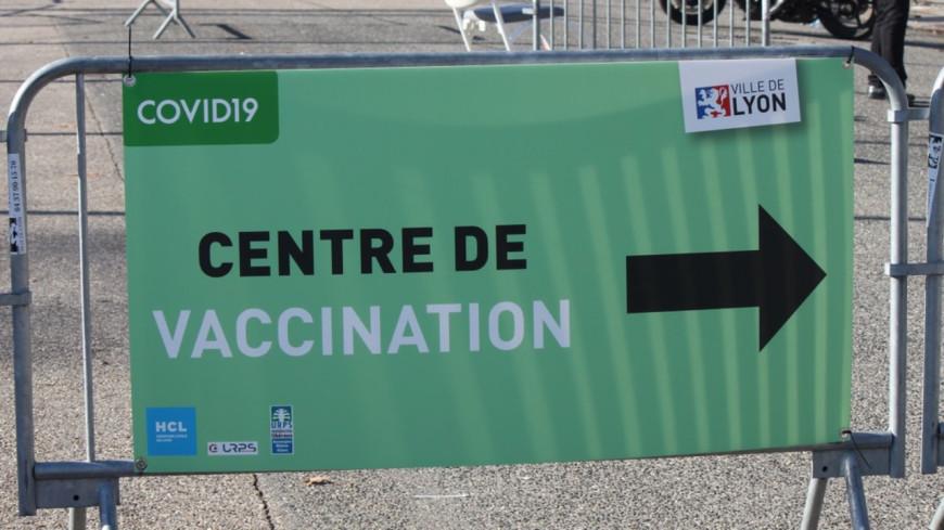 Covid-19à Lyon : les cinq centres de vaccination ont déjà permis de réaliser plus de 50 000 injections