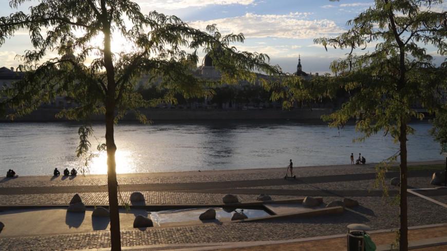 Lyon : pas de fermeture des Berges du Rhône et des quais de Saône ce week-end