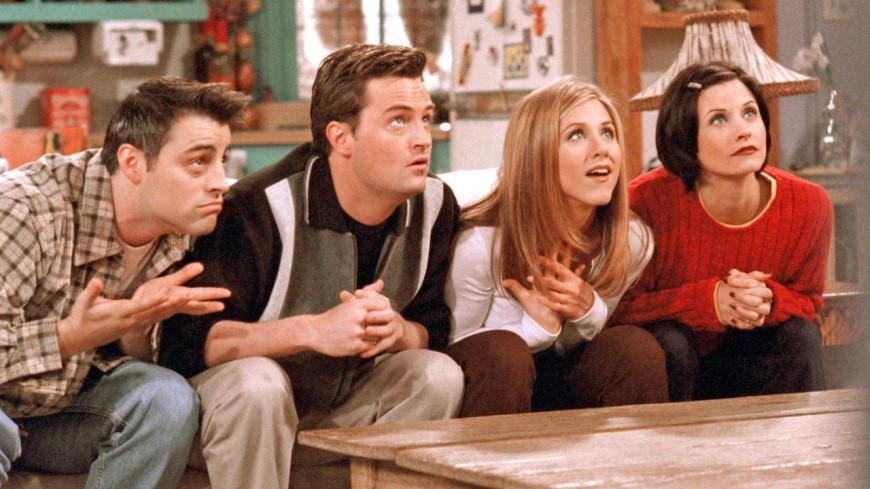 Alerte job de rêve - Soyez payés pour regarder l'intégrale de la série Friends !