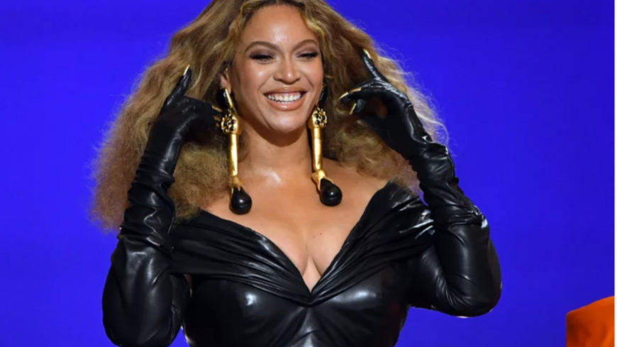 Beyoncé bat un record de récompenses aux Grammy Awards !