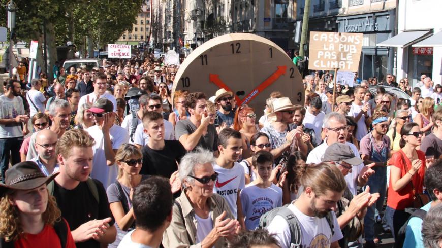 Manifestation ce vendredi à Lyon pour la journée de grève mondiale pour le climat