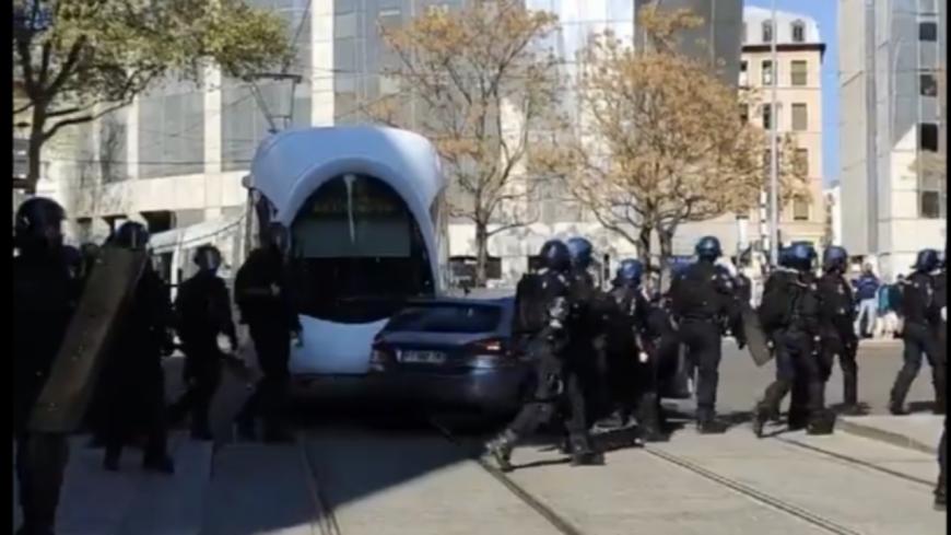 Lyon : après-midi de tension ce samedi dans le quartier de la Guillotière