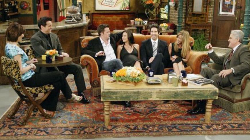 Friends - Le tournage de l'épisode de réunion a commencé !