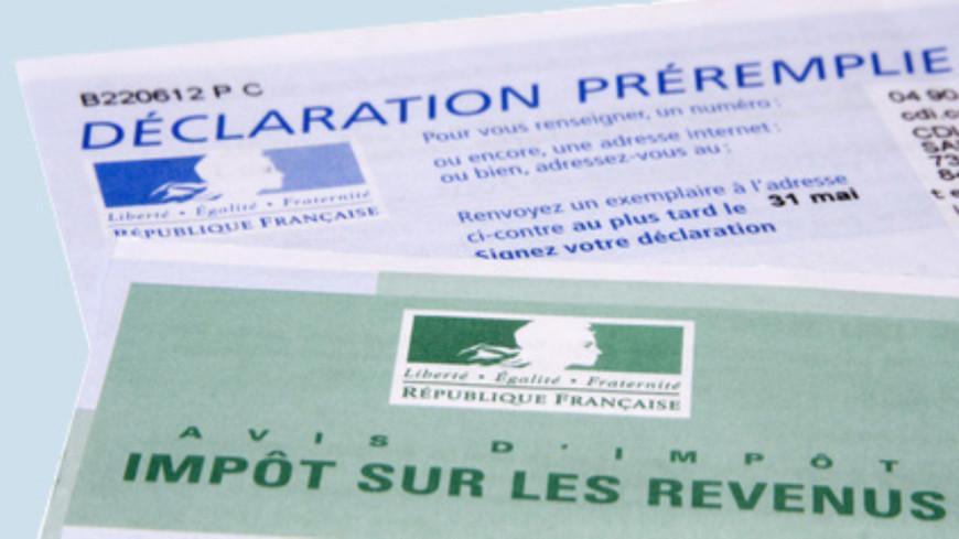 Rhône : il est possible de remplir sa déclaration d'impôts sur le revenu dès ce jeudi !