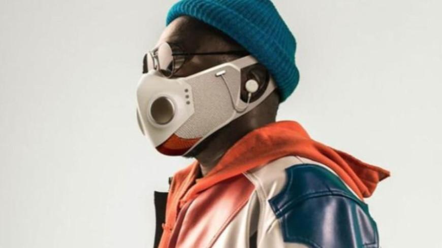 Découvrez le masque anti-covid qui vous permet d'écouter votre musique ! (vidéo)